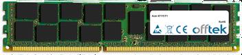 AT115 F1 16GB Satz (2x8GB Module) - 240 Pin 1.5v DDR3 PC3-8500 ECC Registered Dimm (Quad Rank)