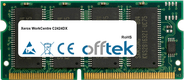 WorkCentre C2424DX 512MB Modul - 144 Pin 3.3v PC133 SDRAM SoDimm