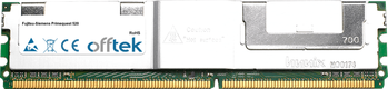 Primequest 520 4GB Modul - 240 Pin 1.8v DDR2 PC2-5300 ECC FB Dimm