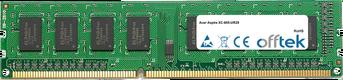 Aspire XC-605-UR29 8GB Modul - 240 Pin 1.5v DDR3 PC3-12800 Non-ECC Dimm