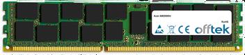 AW2000ht 16GB Modul - 240 Pin 1.5v DDR3 PC3-12800 ECC Registered Dimm (Quad Rank)