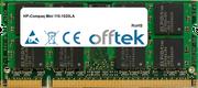 Mini 110-1020LA 2GB Modul - 200 Pin 1.8v DDR2 PC2-6400 SoDimm