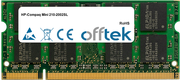 Mini 210-2002SL 2GB Modul - 200 Pin 1.8v DDR2 PC2-5300 SoDimm