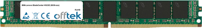 BladeCenter HS23E (8038-xxx) 8GB Modul - 288 Pin 1.2v DDR4 PC4-19200 ECC Registered Dimm (VLP)