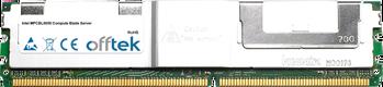 MPCBL0050 Compute Blade Server 8GB Satz (2x4GB Module) - 240 Pin 1.8v DDR2 PC2-4200 ECC FB Dimm
