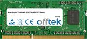 Aspire TimelineX 4830TG (AS4830TG-xxx) 4GB Modul - 204 Pin 1.5v DDR3 PC3-10600 SoDimm