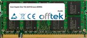 Aspire One 722 (AO722-xxx) (DDR2) 2GB Modul - 200 Pin 1.8v DDR2 PC2-4200 SoDimm