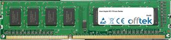 Aspire XC-115-xxx Serie 8GB Modul - 240 Pin 1.5v DDR3 PC3-12800 Non-ECC Dimm