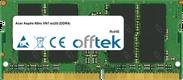 Aspire Nitro VN7-xx2G (DDR4) 16GB Modul - 260 Pin 1.2v DDR4 PC4-19200 SoDimm