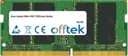 Aspire Nitro VN7-793G-xxx Serie 16GB Modul - 260 Pin 1.2v DDR4 PC4-19200 SoDimm