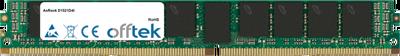 D1521D4I 16GB Modul - 288 Pin 1.2v DDR4 PC4-19200 ECC Registered Dimm (VLP)
