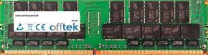EP2C622D24LM 64GB Modul - 288 Pin 1.2v DDR4 PC4-23400 LRDIMM ECC Dimm Load Reduced