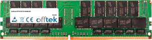 EP2C621D16HM-AB 64GB Modul - 288 Pin 1.2v DDR4 PC4-23400 LRDIMM ECC Dimm Load Reduced