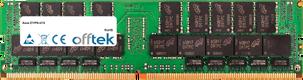 Z11PA-U12 128GB Modul - 288 Pin 1.2v DDR4 PC4-19200 LRDIMM ECC Dimm Load Reduced
