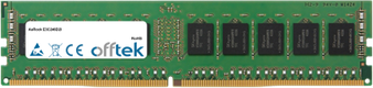 E3C246D2I 16GB Modul - 288 Pin 1.2v DDR4 PC4-19200 ECC Dimm