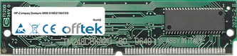 Deskpro 6000 6180/2150/CDS 16MB Satz (2x8MB Module) - 72 Pin 5v EDO Non-Parity Simm