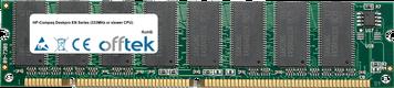 Deskpro EN Serie (333MHz Or Slower CPU) 128MB Modul - 168 Pin 3.3v PC100 SDRAM Dimm