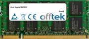 Aspire 3623XCi 1GB Modul - 200 Pin 1.8v DDR2 PC2-4200 SoDimm