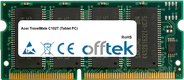TravelMate C102T (Tablet PC) 128MB Modul - 144 Pin 3.3v PC133 SDRAM SoDimm
