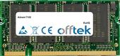 7102 1GB Modul - 200 Pin 2.5v DDR PC333 SoDimm