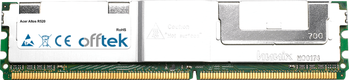 Altos R520 8GB Satz (2x4GB Module) - 240 Pin 1.8v DDR2 PC2-5300 ECC FB Dimm