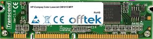 Color LaserJet CM1015 MFP 128MB Modul - 100 Pin 3.3v SDRAM PC100 SoDimm