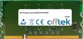 LaserJet M2727nf/nfs MFP 256MB Modul - 144 Pin 1.8v DDR2 PC2-3200 SoDimm