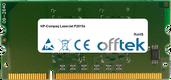 LaserJet P2015x 256MB Modul - 144 Pin 1.8v DDR2 PC2-3200 SoDimm