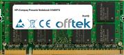Presario Notebook V3409TX 1GB Modul - 200 Pin 1.8v DDR2 PC2-5300 SoDimm