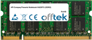 Presario Notebook V4229TU (DDR2) 1GB Modul - 200 Pin 1.8v DDR2 PC2-4200 SoDimm
