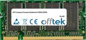 Presario Notebook V5000 (DDR) 1GB Modul - 200 Pin 2.5v DDR PC333 SoDimm