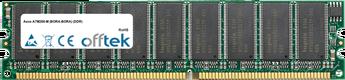 A7M266-M (BORA-BORA) (DDR) 1GB Modul - 184 Pin 2.6v DDR400 ECC Dimm (Dual Rank)