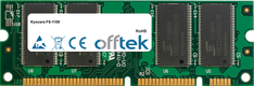 FS-1100 512MB Modul - 100 Pin 2.5v DDR PC2100 SoDimm