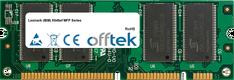 X646ef MFP Serie 512MB Modul - 100 Pin 2.5v DDR PC2100 SoDimm