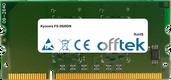 FS-3920DN 1GB Modul - 144 Pin 1.8v DDR2 PC2-5300 SoDimm