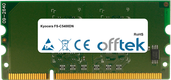 FS-C5400DN 1GB Modul - 144 Pin 1.8v DDR2 PC2-5300 SoDimm