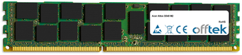 Altos G540 M2 16GB Modul - 240 Pin 1.5v DDR3 PC3-12800 ECC Registered Dimm (Quad Rank)