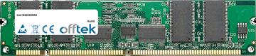 W460GXBS2 4GB Satz (4x1GB Module) - 168 Pin 3.3v PC100 ECC Registered SDRAM Dimm