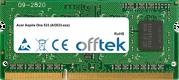 Aspire One 533 (AO533-xxx) 2GB Modul - 204 Pin 1.5v DDR3 PC3-8500 SoDimm (128x8)