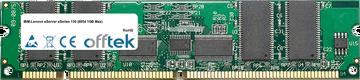 EServer XSeries 130 (8654 1GB Max) 256MB Modul - 168 Pin 3.3v PC133 ECC Registered SDRAM Dimm