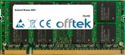 Roma 3001 2GB Modul - 200 Pin 1.8v DDR2 PC2-6400 SoDimm