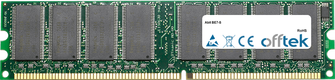 BE7-S 1GB Modul - 184 Pin 2.5v DDR266 Non-ECC Dimm