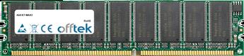 IC7-MAX3 512MB Modul - 184 Pin 2.5v DDR333 ECC Dimm (Dual Rank)
