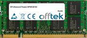 NP905-B16C 2GB Modul - 200 Pin 1.8v DDR2 PC2-6400 SoDimm
