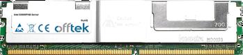 S5000PHB Server 8GB Satz (2x4GB Module) - 240 Pin 1.8v DDR2 PC2-5300 ECC FB Dimm