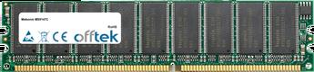 MS9147C 1GB Modul - 184 Pin 2.6v DDR400 ECC Dimm (Dual Rank)