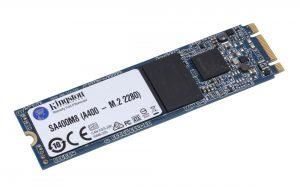 Kingston A400 M.2 SATA SSD 120GB Laufwerk
