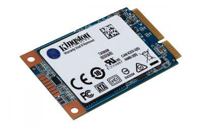 Kingston UV500 MSATA SSD 240GB Laufwerk