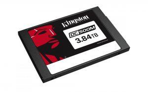 Kingston DC500M (Gemischte Verwendung) 2.5 Zoll SSD 3.84TB Laufwerk