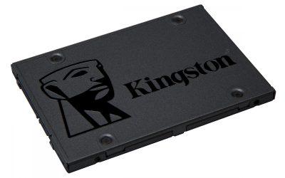 Kingston A400 2.5 Zoll SSD 480GB Laufwerk